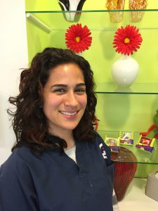 Dental Assistant Andrea